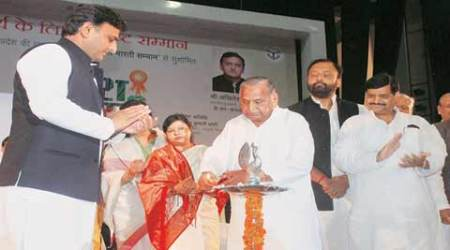 Honest officers not in award list… they were included in my tenure: Mulayam Singh