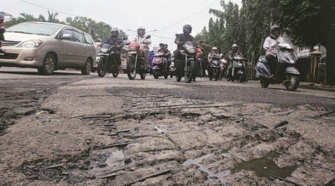 essay on potholes in mumbai