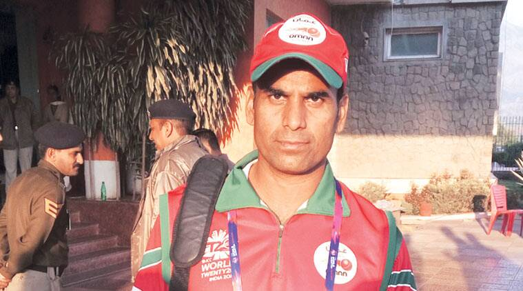 munis ansari, cricket news, munis ansari oman, oman cricket team, munis ansari bowling, munis ansari oman team, sports news