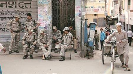 Clashes lead to nine arrests, Muzaffarnagar tenseagain