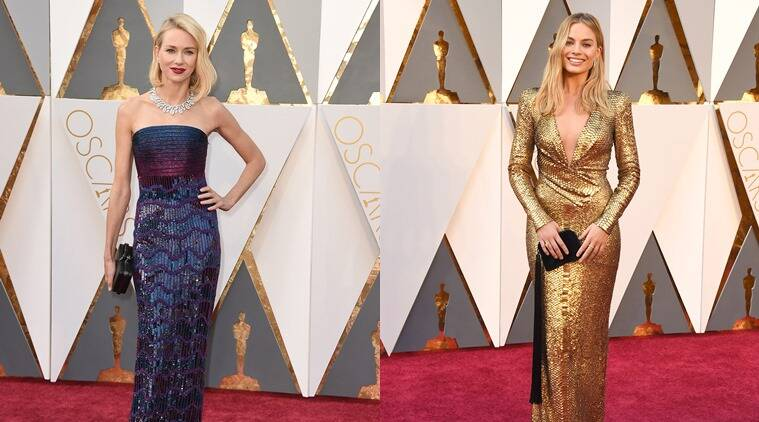 From L to R: Naomi Watts and Margott Robbie. (Photo: AP)