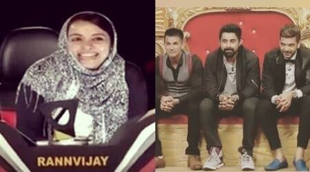 MTV Roadies X4, MTV Roadies X4 Audition, Nasreen, Nasreen Acid attack survivor, Nasreen MTV Roadies X4, Nasreen MTV Roadies X4 Audition, rannvijay Singha, Neha dhupia, Karan Kundra, Prince Narula, Entertainment news