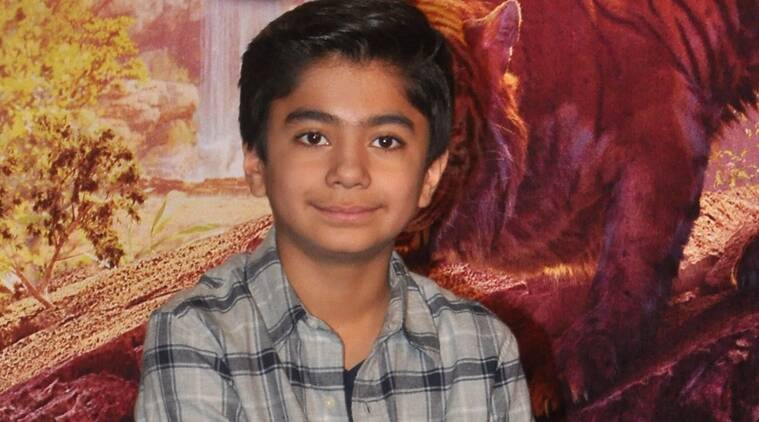 The Jungle Book, Neel Sethi, Neel Sethi film, The Jungle Book actor, The Jungle Book news, The Jungle Book cast, entertainment news