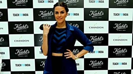 Style check with Neha Dhupia: From tomboy to fashionista