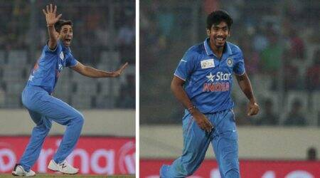 Team's atmosphere becomes good when Ashish Nehra comes to the side, says Jasprit Bumrah