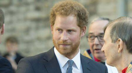 Prince Harry says he locked away his emotions when mom died