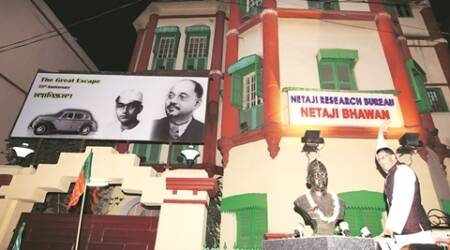 Journalists heckled as Chandra Bose kicks off campaign from Netaji Bhavan