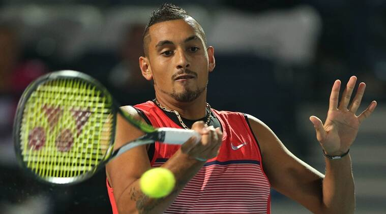 BNP Paribas Open, BNP Paribas Open updates, BNP Paribas Open news, Indian wells, Indian wells updates, indian wells news, Indian Wells, Nick Kyrgios, Kyrgios foul language, sports news, sports, tennis news, Tennis