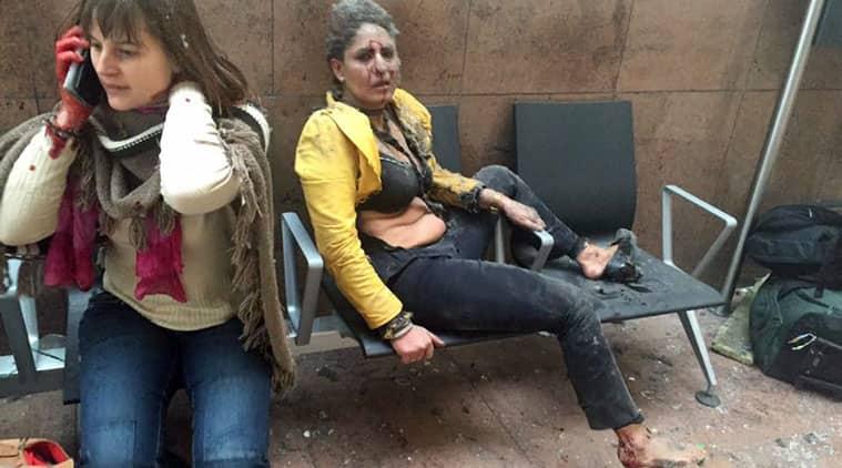 Jet airways, Nidhi Chaphekar, Jet airways attendant brussels attack, Jet Airways girl brussels attack, Nidhi chaphekar brussels attack, Nidhi Jet airways