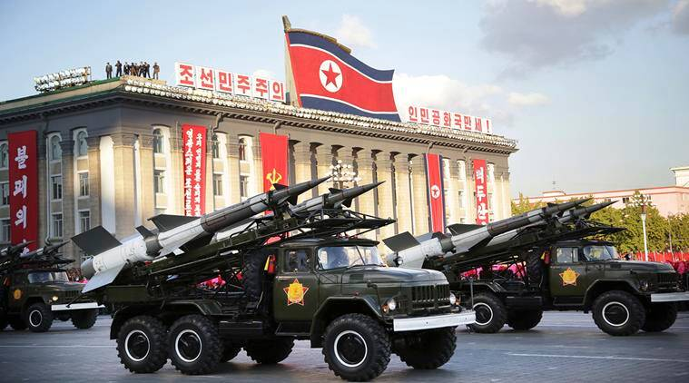 North Korea, North Korea missile, North Korea missile test, SOuth korea, N Korea missile test, N Korea news