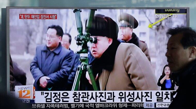 North Korea tests high Power rocket engine