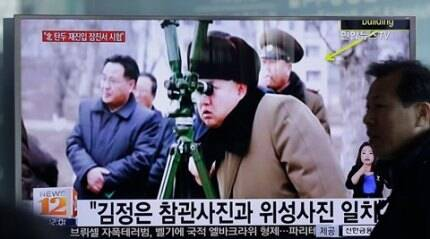 North Korea's attempted missile launch fails: South Korea military