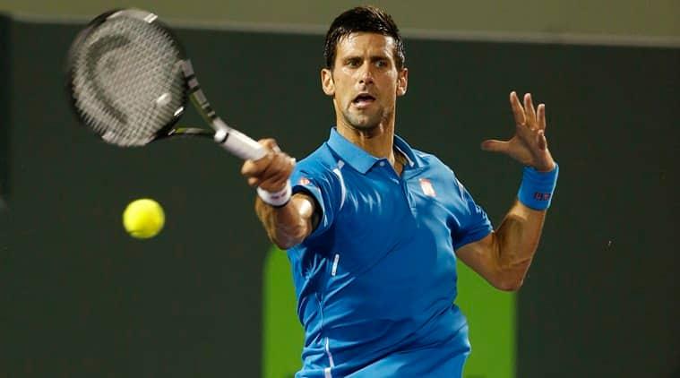 Miami Open,Video Djokovic, Novak Djokovic, Djokovic Serbia, pocket catch, sports news, sports, tennis news, Tennis