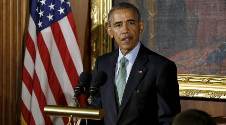 US President Barack Obama. REUTERS/Jonathan Ernst