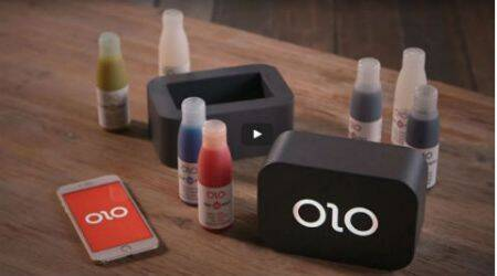 3D printer, smartphones, 3D printing, OLO, Olo app, 3D printing via phone, what is 3D printer, technology, technology news