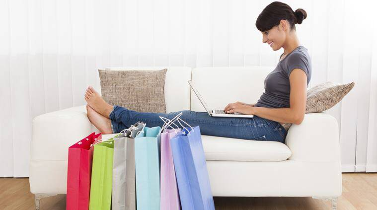 online shopping, shopping using mobile phone, smartphone shopping, shopping on internet, smartphone shopping benefits, best online shopping websites, online shopping or retail shopping, mobile phone shopping, indian express, indian express news