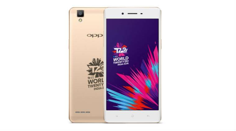 Oppo, T20 World Cup, Oppo F1 review, ICC World Cup Oppo F1, T20 World Cup 2016, Oppo F1 price, Oppo F1 specs, Oppo F1 features, smartphones, mobiles, technology, technology news