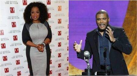 Tyler Perry denies feud reports with Oprah Winfrey