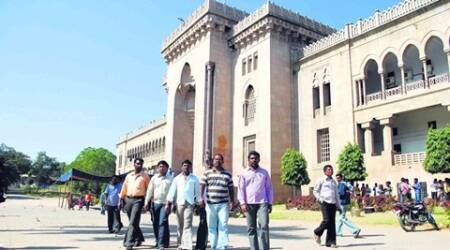 Osmania University tense after 7 policemen injured in stone pelting by students