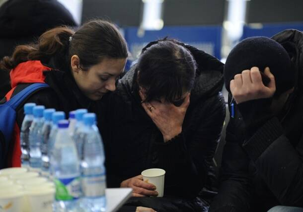 FlyDubai plane crashes in southern Russia, kills all 62 on board