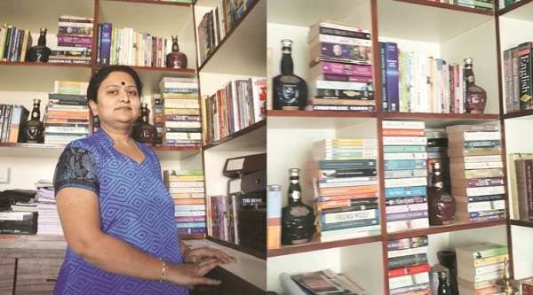 Anitha Ramachandra in Bangalore is very particular about the guests she is willing to accommodate