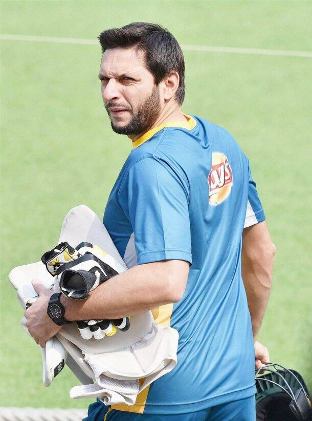 ICC World T20: Tight security in Kolkata as Pakistan hit nets