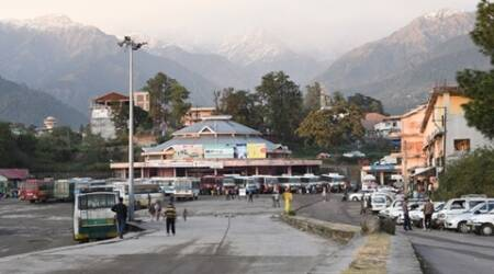Palampur, Kangra hills, hill station, hill town, pahari town, Himachal Pradesh, mornings at hill stations, sunrise at hill station, William Wordsworth, The Solitary Reaper, ayurveda, Porcupine Tree, Lazarus, tea gardens, travel, tourism, Himachal Pradesh tourism,