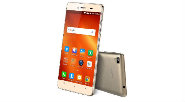 Panasonic T50 is a budget smartphone running Android 5.1 Lollipop with SAIL UI on top of it (Source: Panasonic)