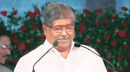 Attempts being made to incite Maratha community before polls: Maharashtra Revenue Minister Chandrakant Patil