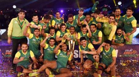 Patna Pirates triumph in Pro Kabaddi