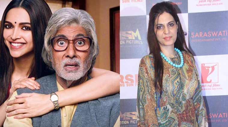 Piku, 63rd National Film Awards, Amitabh Bachchan