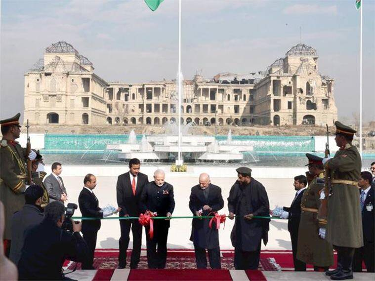 The new Parliament complex was inaugurated by Prime Minister Narendra Modi.