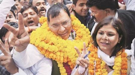 Legislative council polls: SP sweeps, BJP draws blank