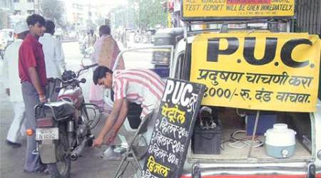 Pune RTO draws a blank on pollution check centres