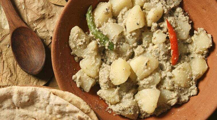 Alu-posto, a potato dish from Bengal is a delicacy. (Photo: Thinkstock)