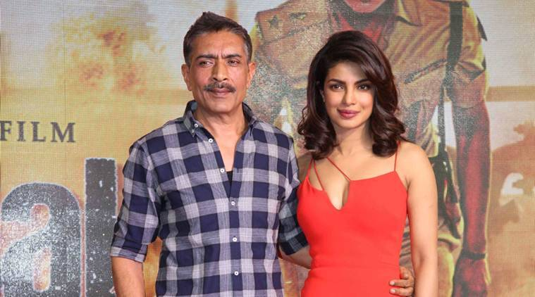 Prakash Jha gets irritated with questions on 'Jai Gangaajal' promotions, Priyanka's absense