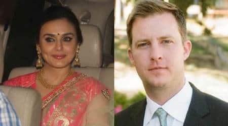 Preity Zinta, Preity Zinta marriage, Gene Goodenough, Preity Zinta husband, Gene Goodenough preity, Preity Zinta film, Preity Zinta Gene Goodenough, Preity Zinta news, entertainment news