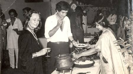 Meet Meena Pinto, Shashi Kapoor's favourite cook and the feisty woman who set up Mumbai's Prithvi Cafe
