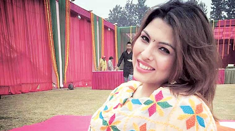Priyanka Kapoor allegedly committed suicide in her apartment in Defence Colony. (Express Photo: Amit Mehra)