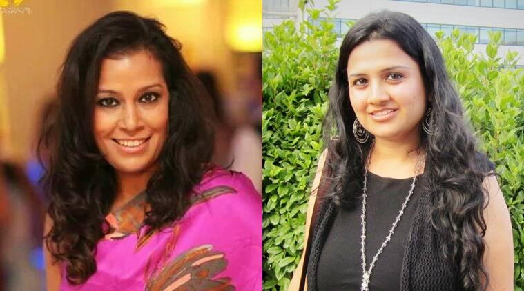 From L to R: Puja Bansal and Ankita Seth.