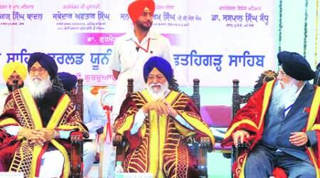 First convocation of Sri Guru Granth Sahib World University: SYL issue should be resolved with sensitivity, caution, says PunjabCM