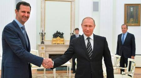 Putin, in telegram to Syria's Bashar Al Assad, hails 'strategic' Deir al-Zor victory
