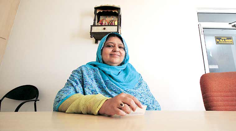 qazi woman, up qazi woman, professor qazi woman, Hena Zaheer, Maria Fazal muslim qazi woman, india news, nation news