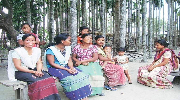 Traditional artworks, rabha tribe, tribal community, rabha tribal community, pune news