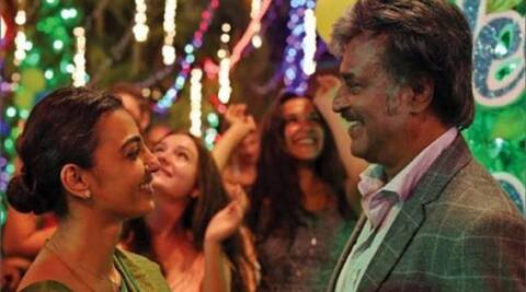 Experience of working on 'Kabali' has been  great: Radhika Apte