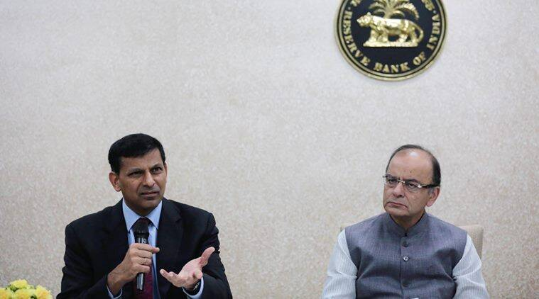 Raghuram Rajan, Arun Jaitley, Fiscal Deficit, rbi rate cut, Finance Minister, RBI, Reserve Bank of India, Business News, Raghuram Rajan press conference