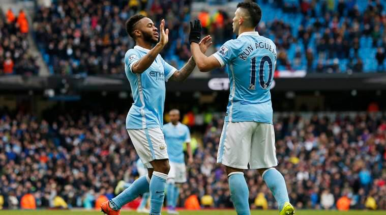 Manchester City, Raheem Sterling, Sterling, Premier League news, Sergio Aguero, Aguero, Sterling-Aguero, Premier League news, Manchester City news, Football news, Football updates, Football