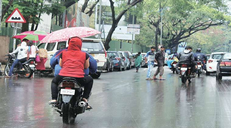 pue weather, MET, rianfall, pune rainfall, pune new