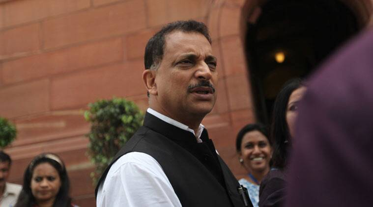 rajiv pratap rudy, rajiv rudy, rudy, rudy demonetisation, demonetisation parliament, demonetisation opposition, india news, latest news, indian express