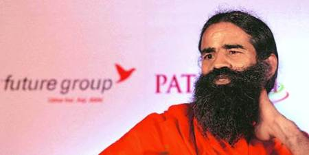 If no law, would have cut the heads of those who don't say Bharat Mata Ki Jai: Ramdev